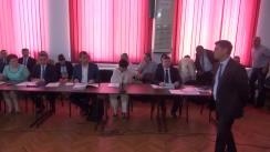 Dezbaterea publică a proiectului de Lege pentru modificarea și completarea unor acte normative care cuprind dispoziții privind evidența persoanelor și actele de identitate ale cetățenilor români