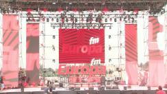 ROCK NIGHT la Europa FM Live pe Plajă 2017