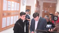 Ședința de judecată privind solicitarea de suspendare din funcție a primarului municipiului Chișinău, Dorin Chirtoacă