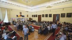 Ședința consiliului local al Municipiului Iași din 28 iulie 2017