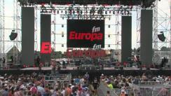 A doua seară Europa FM Live pe Plaja 2017