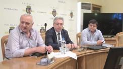 Declarațiile lui Nistor Grozavu după Ședința Primăriei din 31 iulie 2017