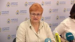 Ședință de lucru la tema protecției drepturilor copiilor în situație de risc care locuiesc în clădirile părăsite din Chișinău