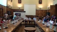 """Prezentarea și degustarea de vinuri """"Vinul lui Cuza"""", produs al Universității """"Alexandru Ioan Cuza"""" din Iași"""