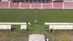 Meciul de Rugby între Timișoara Saracens - CSA Steaua București. Cupa Regelui 2017