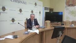 Declarațiile lui Nistor Grozavu după Ședința Primăriei din 7 august 2017