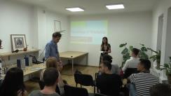 Prima întâlnire a Nomazilor Digitali din Moldova