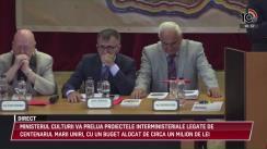 10TV - Prima zi a lucrărilor Universității de vară Nicolae Iorga