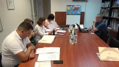 Ședința Consiliului de presă din 14 august 2017