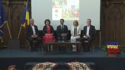 """Conferință de presă în cadrul evenimentului """"Sărbătoarea Diasporei"""""""