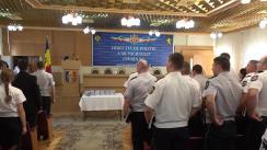 Inițierea în serviciu a tinerilor polițiști