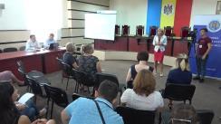 Întâlnire organizată de Comisia Electorală Centrală cu reprezentanții diasporei
