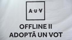 Offline Adoptă UN VOT, ediția a II-a