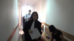Ședința de judecată a dosarului lui Dorin Chirtoacă din 21 august 2017
