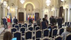 Conferință de presă susținută de Președintele României, Klaus Iohannis și Președintele Republicii Franceze, Emmanuel Macron