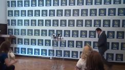 Conferință de presă susținută de președintele Partidului Național Liberal, Ludovic Orban