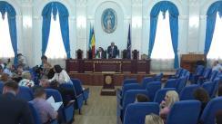 """Lansarea primei Enciclopedii politice din Colecția """"Oamenii Moldovei"""""""