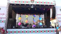 Concert grandios la Orhei dedicat Zilei Independenței Republicii Moldova