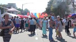 Ziua Indepenedenței Republicii Moldova la Orhei – Târgul Meșterilor populari