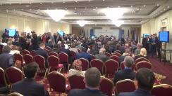 """Deschiderea oficială a ediției 2017 a Reuniunii Anuale a Diplomației Române cu tema """"O lume în schimbare: Mizele politicii externe a României"""""""