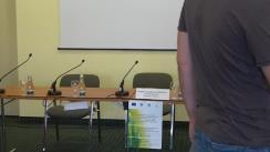 Conferință de presă susținută de Ministrul Mediului, Grațiela Leocadia Gavrilescu