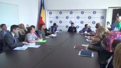 Dezbaterea proiectului de Ordin pentru modificarea Ordinului nr. 962/2009 pentru aprobarea Normelor privind înființarea, organizarea și funcționarea farmaciilor și drogheriilor, cu modificările și completările ulterioare