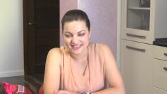 """Emisiunea """"Dejun în familie, la Petru și Nadejda Dubița, părinți de cvadrupleți"""" realizată de EA.md și Rogob"""