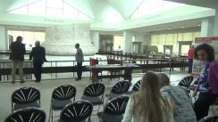 Semnarea memorandumului de cooperare între Muzeul Național de Istorie a României și Muzeul Național de Istorie al Republicii Belarus