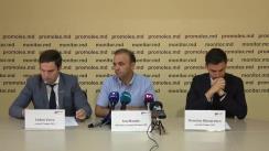 """Conferință de presă organizată de Asociația Promo-LEX cu tema """"Acțiunile autorităților pe cazul lui Andrei Brăguță pentru depășirea problemelor sistemice din justiția moldovenească"""""""