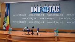 """Conferința de presă cu tema """"Fundația """"Renato Usatîi"""" respinge calomniile în adresa sa"""""""