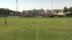 Meciul de Rugby între CS Dinamo București - CS Politehnica Iași. SuperLiga CECBANK 2017-2018