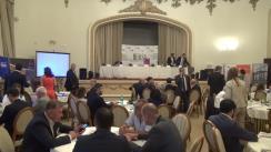 """A V-a ediție a Conferinței """"Energia în priză"""", organizată de Grupul de Presă BURSA, în parteneriat cu Autoritatea Națională de Reglementare în domeniul Energiei"""