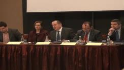 """Seminar: """"Rolul Poloniei și României în implementarea concluziilor celei de-al doilea summit al Parteneriatului Estic de la Varșovia"""""""