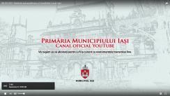 Ședință extraordinară a consiliului local Iași din 8 septembrie 2017