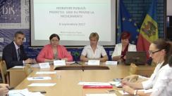Dezbateri publice asupra Proiectului de Lege privind completarea Legii cu privire la medicamente nr.1409-XIV din 17 decembrie 1997