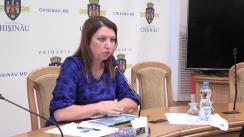 Declarațiile Veronicăi Herța după Ședința Primăriei din 11 septembrie 2017