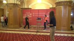 Conferință de presă după ședința Biroului Permanent Național al PSD din 12 septembrie 2017
