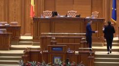 Ședința în plen a Camerei Deputaților României din 13 septembrie 2017