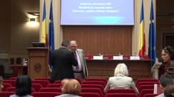 """Conferința cursdeguvernare.ro cu tema """"Reformarea Europei: România și nucleul dur. Adecvare, politici, măsuri necesare"""""""