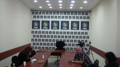 Conferință de presă susținută de deputatul PNL, Marius Bodea