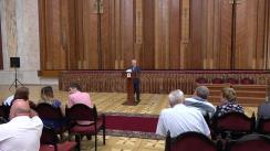 Adunarea Generală Extraordinară a Baroului Chișinău