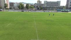Meciul de Rugby între CSM Știința Baia Mare - CSM București. SuperLiga CECBANK 2017-2018
