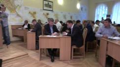 Ședința săptămânală a serviciilor primăriei Chișinău din 18 septembrie 2017