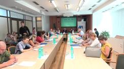 Prezentarea rezultatelor celui de-al doilea raport de monitorizare privind realizarea angajamentelor în domeniul mass-media, asumate de autoritățile Republicii Moldova în Planul de acțiuni pentru implementarea Acordului de Asociere RM-UE