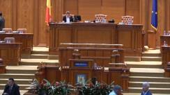 Ședința în plen a Camerei Deputaților României din 18 septembrie 2017