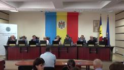 Ședința Comisiei Electorale Centrale din 19 septembrie 2017
