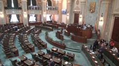 Ședința în plen a Senatului României din 18 septembrie 2017
