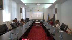 Evenimentul de promovare a candidaturii României pentru relocarea Agenției Europene pentru Medicamente la București