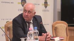 Declarațiile lui Gheorghe Morgoci după Ședința Primăriei din 18 septembrie 2017