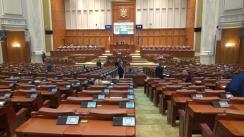 Ședința în plen a Camerei Deputaților României din 19 septembrie 2017
